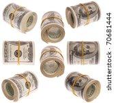 Money Roll  Roll Of Bills  Rol...