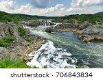 Great Falls Park In Virginia ...