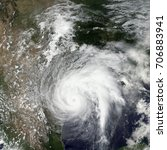 Tropical Storm Harvey.