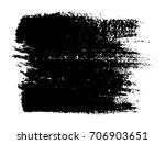 vector grunge banner.grunge... | Shutterstock .eps vector #706903651