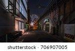tokyo  japan   30th august ... | Shutterstock . vector #706907005