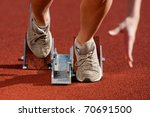 close up  action packed image... | Shutterstock . vector #70691500