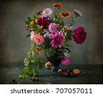 Beautiful Bouquet Of Autumn...
