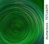 abstract circle background. the ... | Shutterstock . vector #707118295