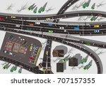 Large High Speed Interchange O...