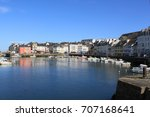 Small photo of Belle-ile harbour - French west island