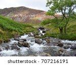 Small photo of River flowing down Cadair Idris
