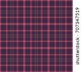 seamless plaid pattern | Shutterstock . vector #707347519