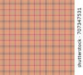 seamless plaid pattern | Shutterstock . vector #707347531