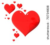 love   Shutterstock . vector #70734808