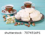 traditional iranian and persian ... | Shutterstock . vector #707451691