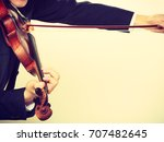 music passion  hobby concept.... | Shutterstock . vector #707482645