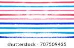 sailor stripes seamless vector...   Shutterstock .eps vector #707509435