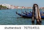 venice   august 5  2017 ...   Shutterstock . vector #707514511