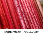 close up photograph of colorful ... | Shutterstock . vector #707669989