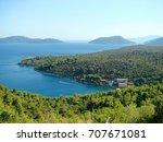 sea coast...   Shutterstock . vector #707671081