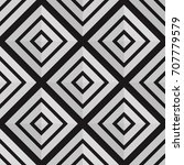 seamless vector pattern with... | Shutterstock .eps vector #707779579