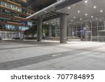 shot at magnolia plaza shanghai ... | Shutterstock . vector #707784895
