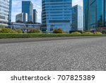 cityscape and skyline of... | Shutterstock . vector #707825389