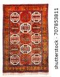 the carpet of azerbaijan | Shutterstock . vector #707853811