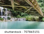 Under The Bridge In Woodland...