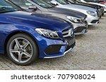 warsaw  poland   august  21 ...   Shutterstock . vector #707908024