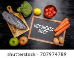 ketogenic diet  or keto diet