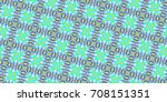 sloping colorful seamless... | Shutterstock . vector #708151351