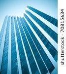 striped texture of glass high... | Shutterstock . vector #70815634