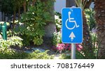 Small photo of Wheelchair Accessible Sign