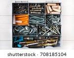 organizer for metalware ...