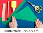 making three dimensional... | Shutterstock . vector #708279574