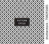 seamless pattern. basketwork... | Shutterstock .eps vector #708292681