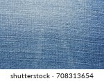 texture denim background | Shutterstock . vector #708313654