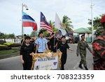 kota kinabalu malaysia   august ... | Shutterstock . vector #708323359