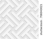 seamless pattern. geometric... | Shutterstock .eps vector #708343021