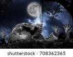 Halloween Concept Background ...