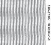 fashion elements  1 x 1 rib... | Shutterstock .eps vector #708389059