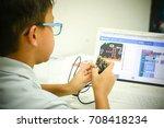 september 2017  phil  the asian ...   Shutterstock . vector #708418234