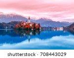 Bled Lake Slovenia Famous Very - Fine Art prints