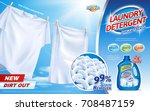 Laundry Detergent Ads  Bright...