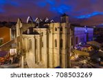 Ruins Of The Destroyed Carmo...