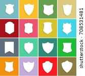 collection of badges and labels ... | Shutterstock .eps vector #708531481