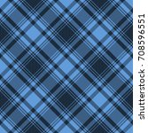 seamless tartan plaid pattern.... | Shutterstock .eps vector #708596551