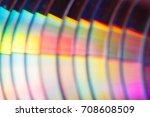 colorful texture of glass... | Shutterstock . vector #708608509