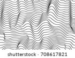 vector seamless striped... | Shutterstock .eps vector #708617821