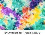tie dye pattern abstract...   Shutterstock . vector #708642079