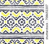 seamless geometric pattern....   Shutterstock .eps vector #708652207