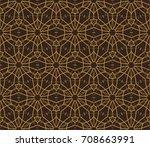 geometric shape abstract vector ...   Shutterstock .eps vector #708663991