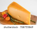 cheddar cheese | Shutterstock . vector #708755869